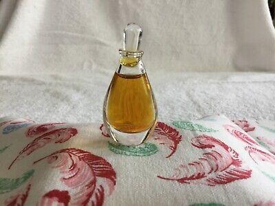 Vintage Halston Perfume 4 ml Mini Bottle Unused