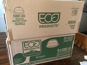 Eco Products universal dome lids