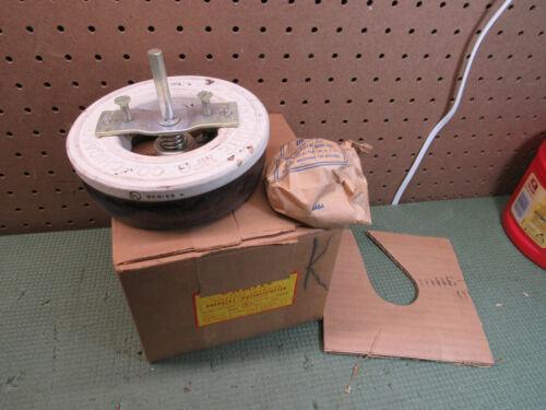 NOS Ohmite 0666 Model N Ser A Vitreous Rheostat Potentiometer 300 Watt 700 OHM