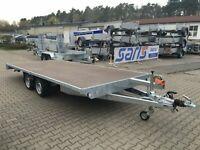 ⭐️ Eduard Auto Transporter 3500kg 506x220cm Plattform Rampen 63 Brandenburg - Schöneiche bei Berlin Vorschau