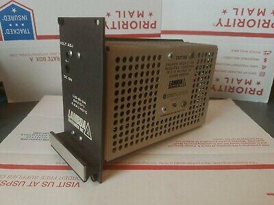 Lambda Lis-81-24 Power Supply 120240v To 24vdc 4.2a 40c