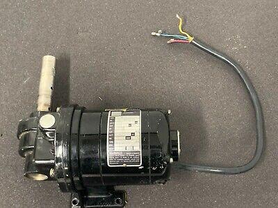 Bodine Nsh-12r 150 Hp Dc Gear Motor 115 Volts 18.1 Ratio 96 Rpm W Shaft