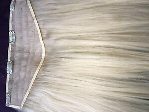 INDIAN REMY BLONDE CLIP IN EXTENSIONS