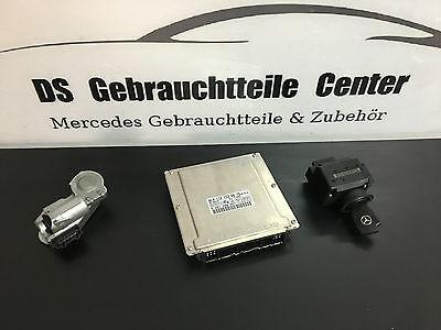 Mercedes CLK 320 W209 W203 Motorsteuergerät Zündschloß Steuergerät A1121536679 online kaufen
