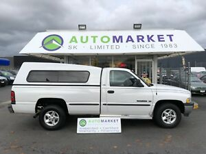 1999 Dodge Ram 1500 NEW TRANS. & DIFF. **ONLY 126 KM'S!!