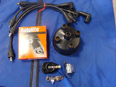 Naa 600 601 800 801 901 2000 4000 4 Cylinder Ford Tractor Complete Tune Up Kit