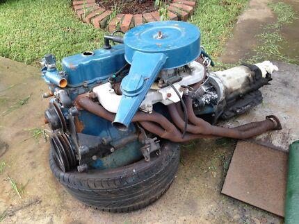 Holden blue motor 3.3