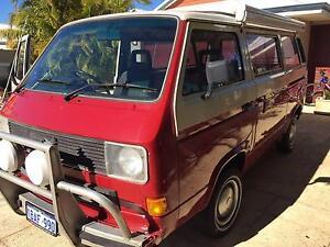 Immaculate 1984 Volkswagen Caravelle Van/Minivan - Make an offer! Mandurah Mandurah Area Preview