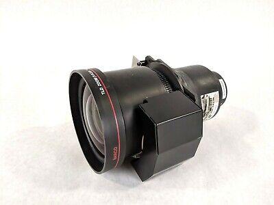 Barco TLD Zoom 1.6-2.0 :1 Lens Motorized SLM G5/G8 R6/R8 Adjustable Projector  comprar usado  Enviando para Brazil