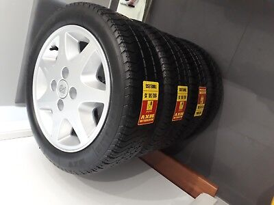 Ford Escort RS Turbo Series 1 Set Of 5 Michelin Tyre Decals