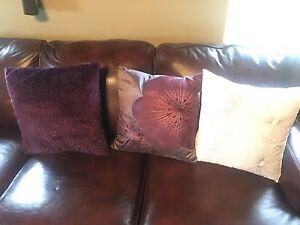 Misc. Decorative Pillows.