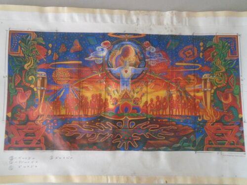 Santana Set Print