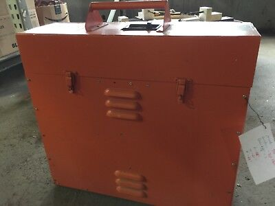 Emergency Power Engineering Inc Portable Ac Load Bank 100kw Model 130