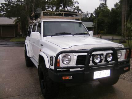 1993 Nissan Patrol Wagon - BIG MONEY SPENT - PERIGIAN  - $9,500