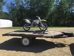 12'X8' Double wide sled/ATV trailer
