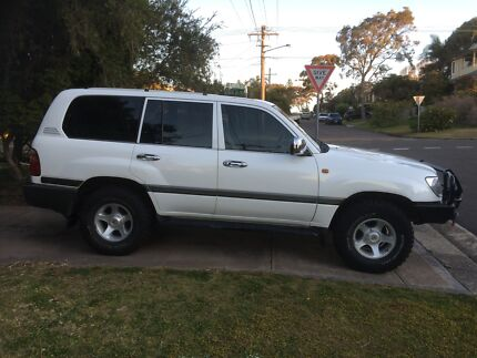 1998 Toyota LandCruiser 100 Series GXL Collaroy Manly Area Preview