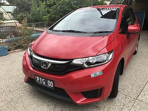 Honda Jazz GK Limited edition Woolloongabba Brisbane South West Preview