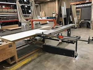 MAJOR WOODWORKING NANXING PANEL SAW 3.8m - MJ1138B. neg. Lane Cove West Lane Cove Area Preview