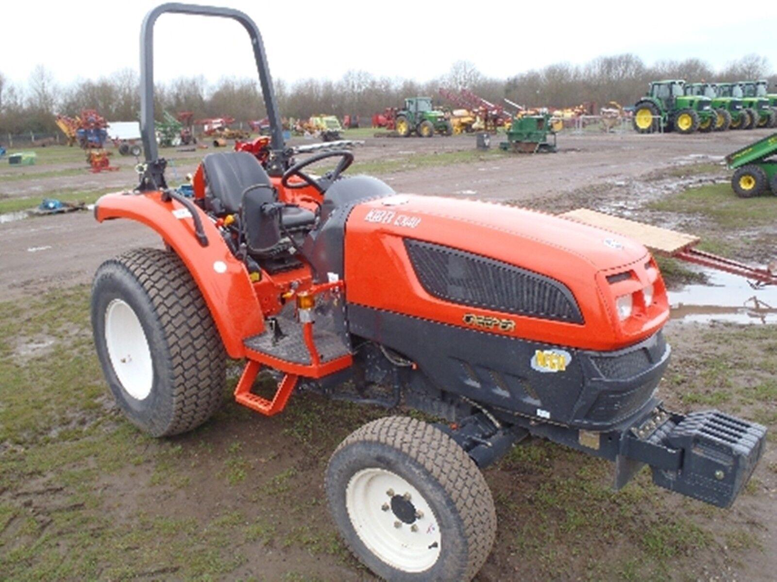 Kioti Ex 40 50 Tractor Workshop Parts Manuals Pdf Cd 495 Wiring Diagrams 1 Of 7free Shipping 2 7