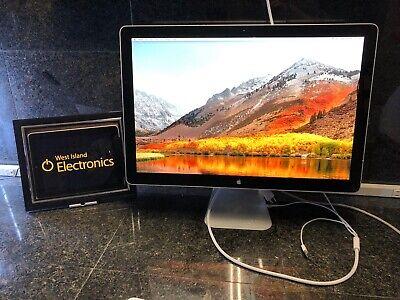 "Apple A1267 24"" LED Cinema Display Monitor 1920x1200 FOR Mac Pro 4,1 & 5,1"