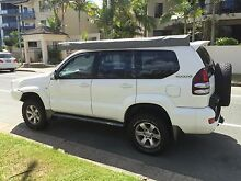 Toyota Prado great condition with all the extras Surfers Paradise Gold Coast City Preview
