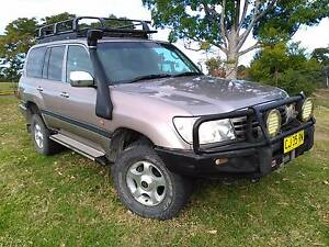 2006 Toyota LandCruiser Wagon Bega Bega Valley Preview