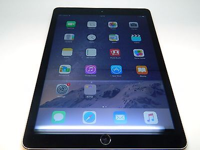 Apple iPad Air 1st Gen. 16GB, Wi-Fi (WIFI Only), Space Gray Great Cond!
