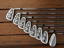 Golf clubs (Willson Staff forged V2 fg tour) Langwarrin Frankston Area Preview