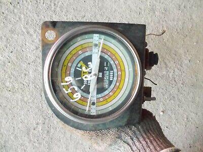 International 656 Rc Tractor Ihc Gauge Holder Cover Panel Tachometer Gauge