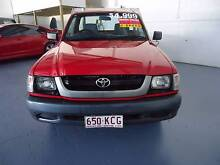 2003 Toyota Hilux Ute Arundel Gold Coast City Preview