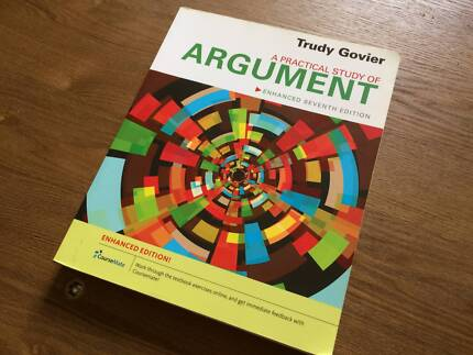 7th edition textbook in melbourne region vic gumtree australia trudy govier a practical study of argument enhanced 7th ed fandeluxe Choice Image