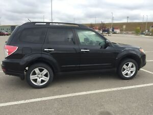2010 Subaru Forester AWD Limited