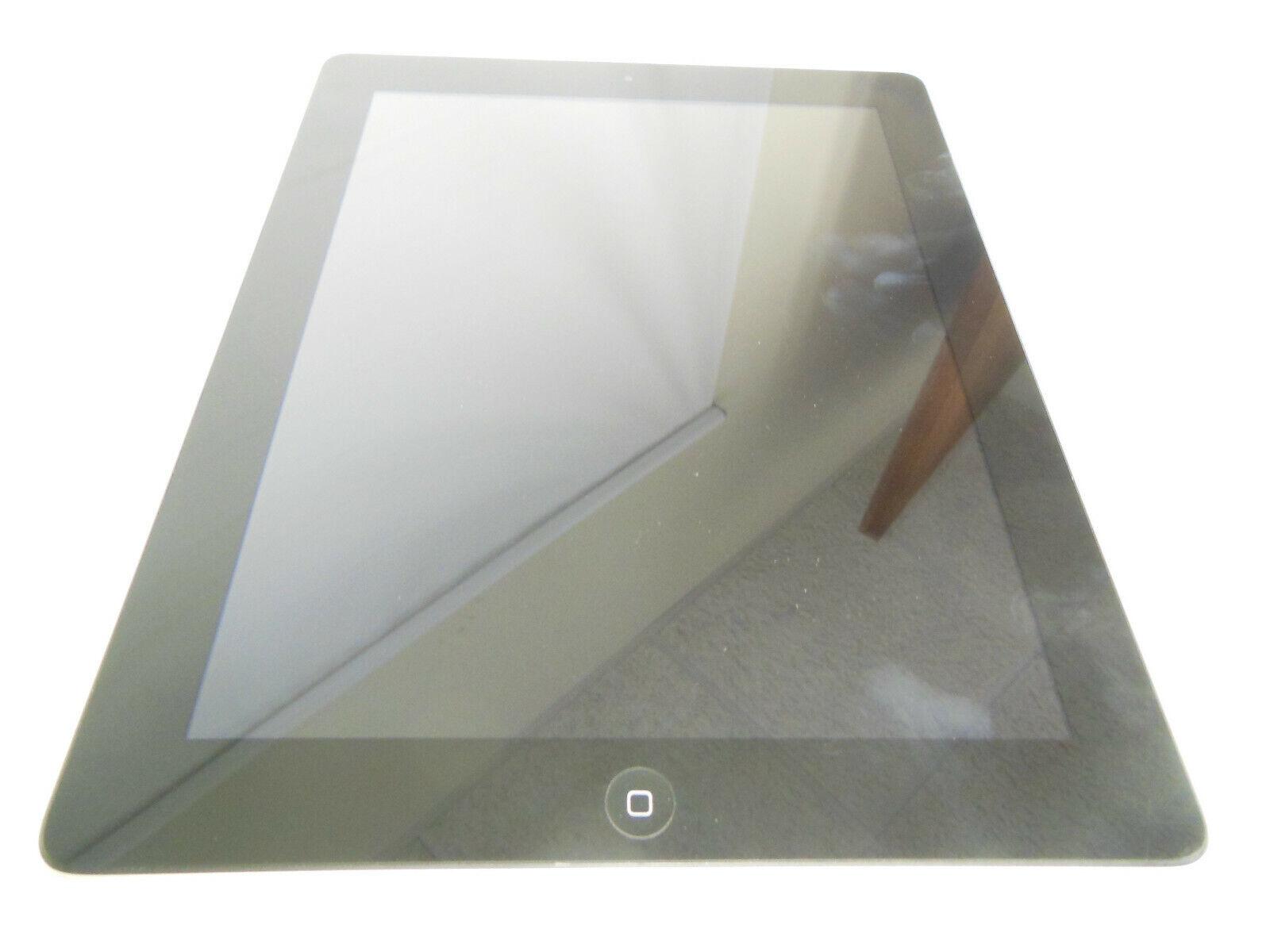 Apple iPad 4th MD510LL/A 16GB, Wi-Fi, 9.7in - Black
