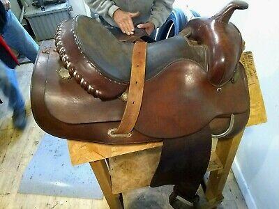 Saddles - Hereford Brand