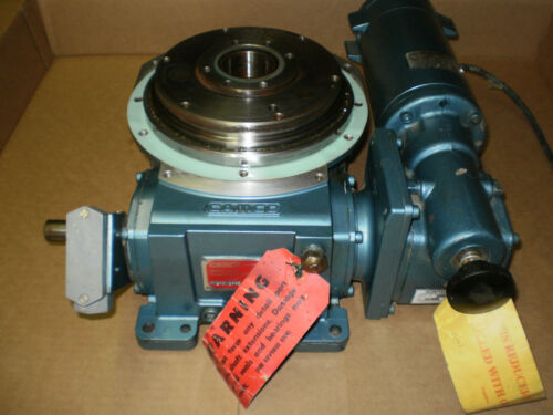 16 STOP CAMCO  601RDM16H224-270  Rotary Indexer, CNC Index Drive, Rotary Table