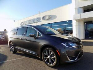 Chrysler Pacifica Limited 2017 DVD, CUIR, TOIT, GPS