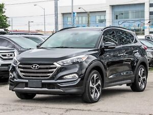 2016 Hyundai Tucson AWD...ULTIMATE PACKAGE