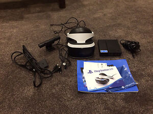 PlayStation Virtual Reality. (VR) !!! Negotiable price. Cronulla Sutherland Area Preview