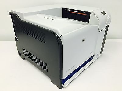 HP LaserJet CP3525DN Laser Printer - COMPLETELY REMANUFACTURED CC470A