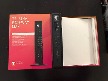 Telstra modem/router