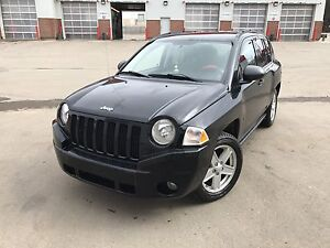 2007 Jeep Compass LOW KMs!