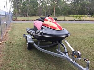Jet ski and trailer Browns Plains Logan Area Preview
