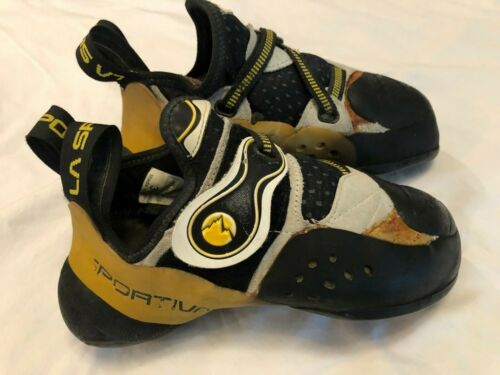 LA SPORTIVA P3 Rock Climbing Shoes - 5.5 / 36 - Same Day Shipping!