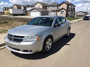 2008 dodge avenger sxt(negotiable)