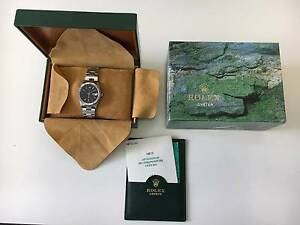 Rolex Oyster Perpetual - Date 2001 Sydney City Inner Sydney Preview