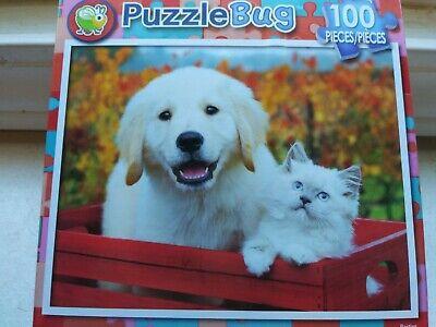 100 Piece Jigsaw Puzzle (Best Friends) New -