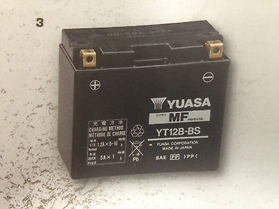 Ef4500ise Ef6300isde Generator Replacement Oem Yuasa Battery Ytx20l-bs Ytx20lbs