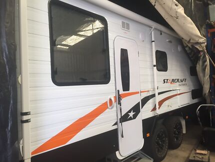 JAYCO STARCRAFT OUTBACK OFFROAD CARAVAN