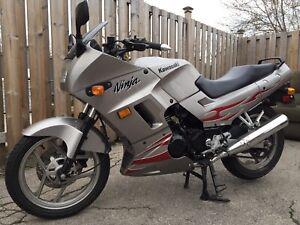 2007 Kawasaki 250 Ninja