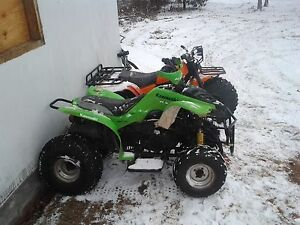 2 bikes for sale 200 honda and a 150 gio